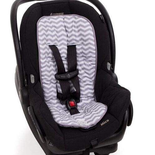 Protetor de Bebê Conforto Assento - Feito Sob encomenda
