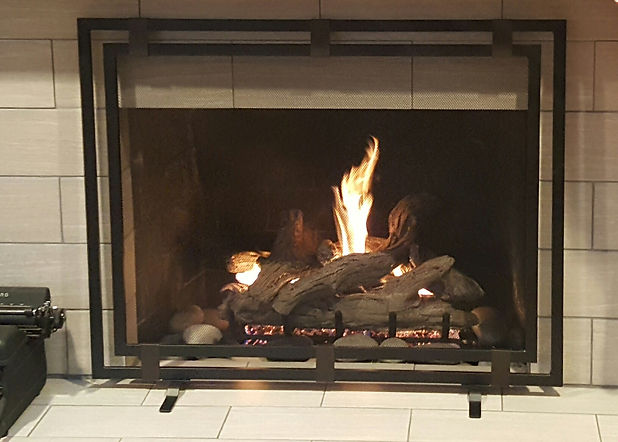 How To Incorporate A Gas Fireplace Into An Outdoor Living Space