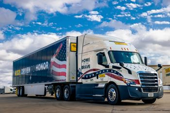 Wreaths Across America's Trucking Tributes Presents J.B. Hunt Transport Services