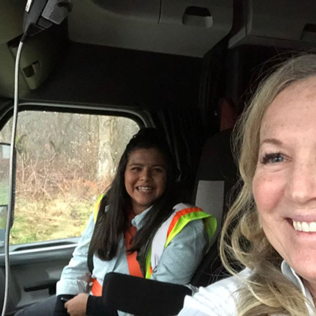 WAA Trucking Tributes Presents Women in Trucking