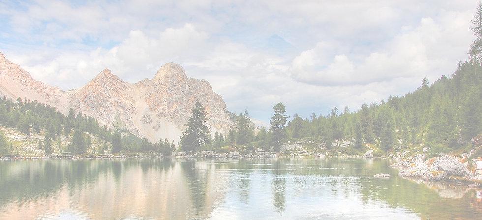 Scenic photo of beautiful landscape in Sandpoint, Idaho.