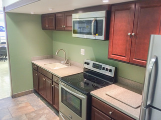 New Break Room Kitchen In Office