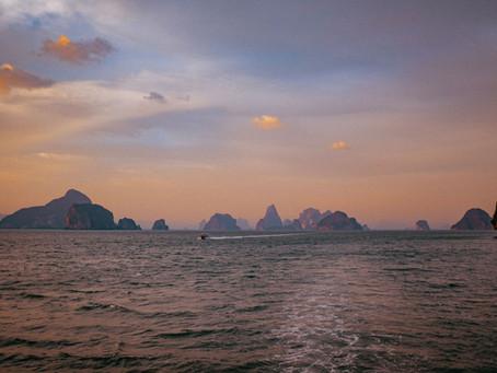 Phuket na skok