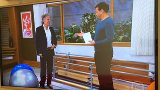Dr. Beny Schmidt participou do programa BEM ESTAR entrevista sobre ESPORTES PARALÍMPICOS