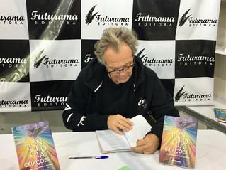 Dr. Beny Schmidt esteve presente na 25ª Bienal Internacional do Livro de São Paulo 2018