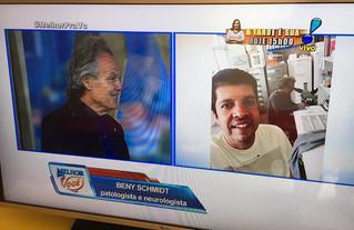 """Programa """"O melhor pra Você"""", exibido pela Rede TV."""
