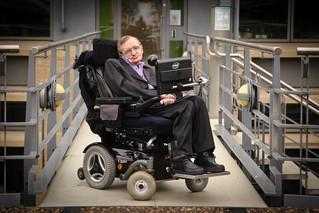 O que Stephen Hawking nos ensinou sobre a saúdePor Beny Schmidt