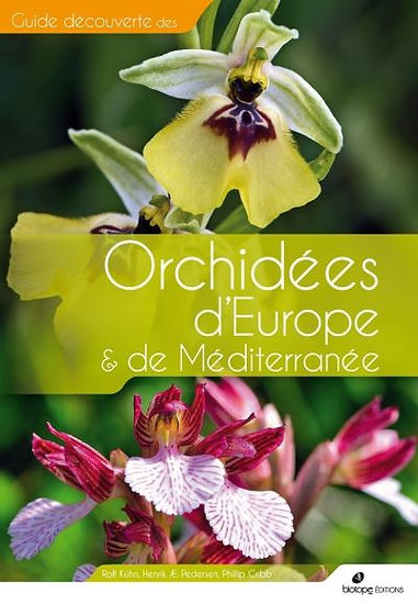 Orchidees-d-europe-et-de-mediterranee. R