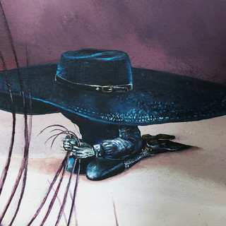 ¿Por quién llora El Sombrerón? (Detall