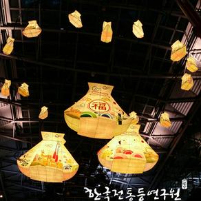 포스코 복 주머니 공간연출(2014)
