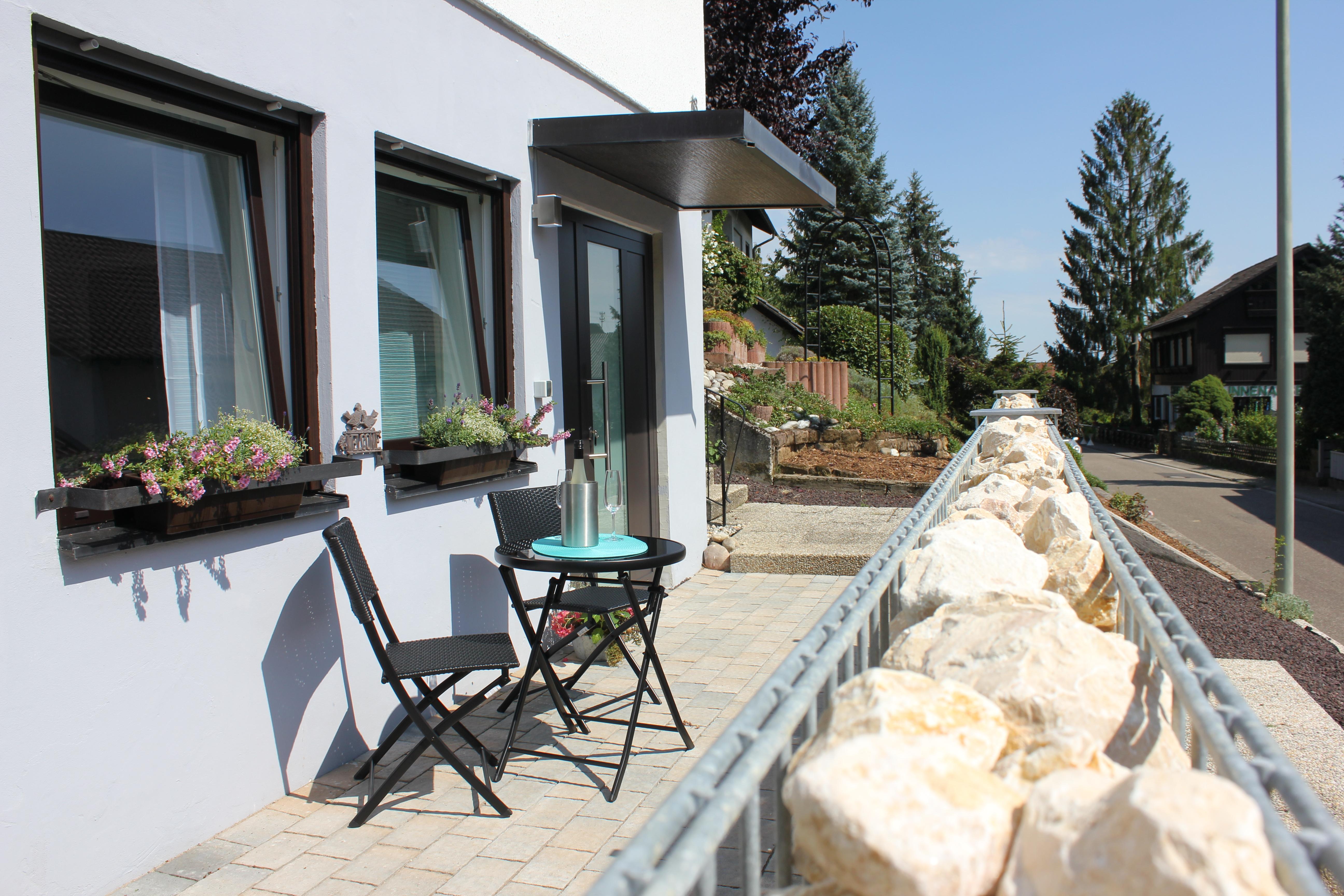 Wetterfeste Terrassenmöbel