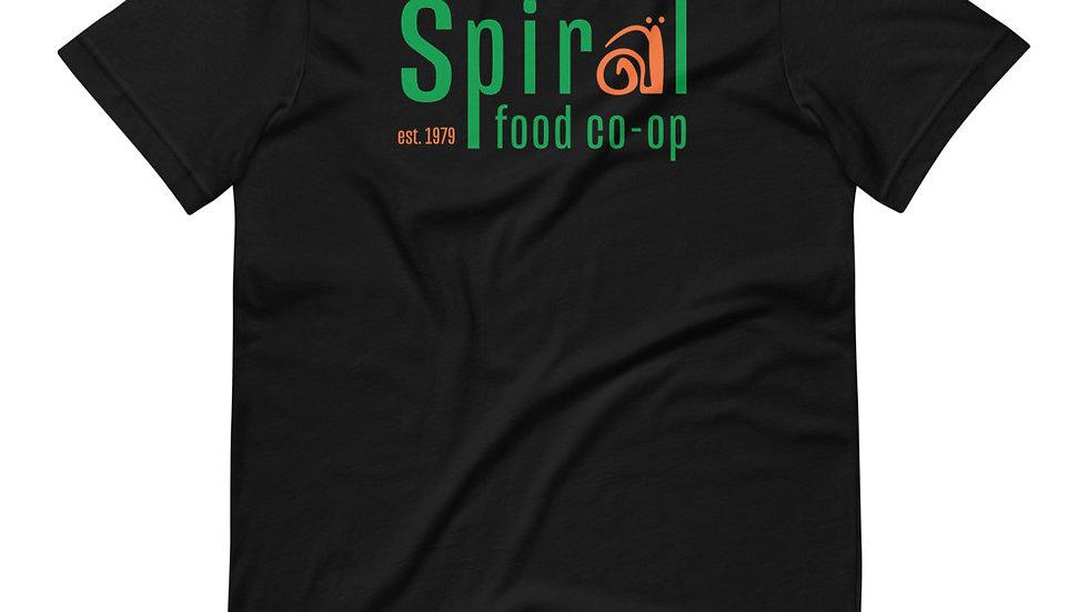 Fundraiser Logo T-shirt - Short-Sleeve Unisex T-Shirt