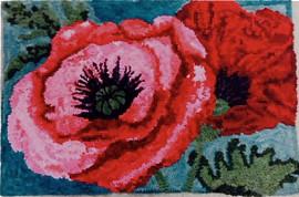 O'Keefe Poppy, 27x38, $350