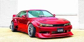 KRC Nissan S14