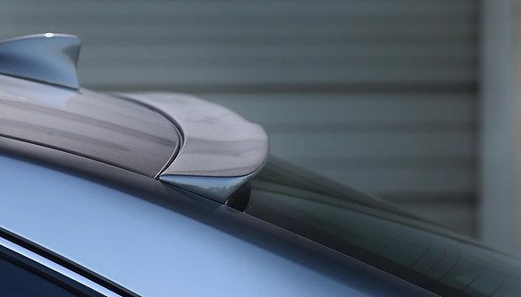 326POWER 3D☆STAR Roof Spoiler for Lexus IS250/IS300h/IS350