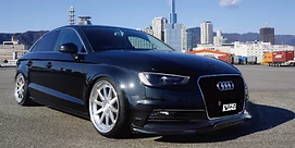 Audi A3 KRC
