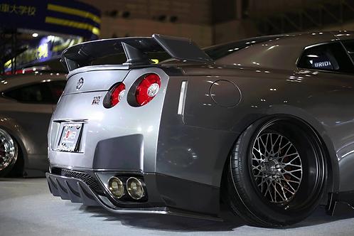 326POWER 3D☆STAR Trunk Spoiler for Nissan R35 GT-R