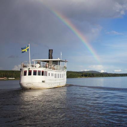 Ångbåten S/S Warpen
