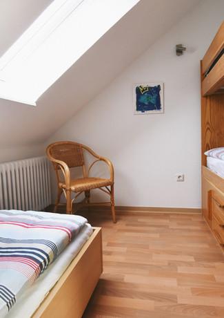 Schlafzimmer 2 Schwalbennest