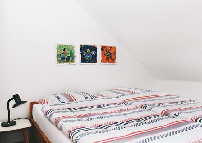 Schlafzimmer 1 Schwalbennest