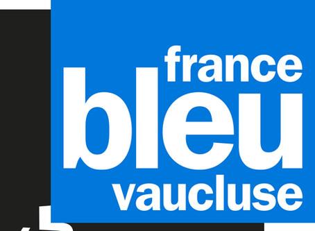 France Bleu Vaucluse - Diffusion du mercredi 28 août 2019