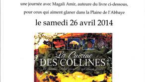 """Affiche """"La cuisine des champs"""""""