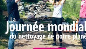 Les Amis des Jardins Méditerranéens associés à France Nature Environnement et www.worldcleanupday.fr