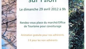 """La Ripisylve avec Alain Camard""   le 29 avril 2012"