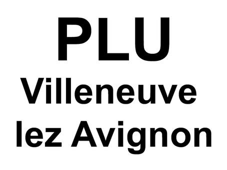 Position de l'Association Vivre la Plaine de l'Abbaye sur le PLU