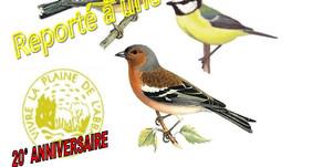 Sortie ornithologique   le 5 avril 2020 :  Une matinée en cheminant avec Bruno Grenier