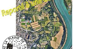La Plaine de l'Abbaye, un paysage né de l'eau : 21 mars 2020