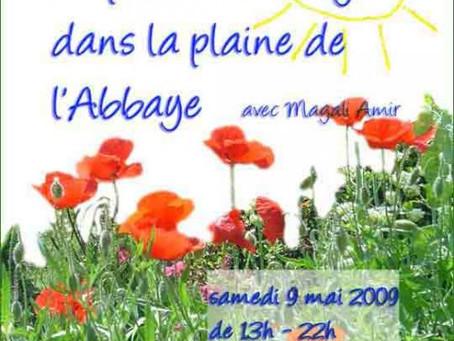 """""""Glaner et cuisiner les plantes sauvages ..."""" le 9 mai 2009"""