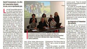 La Provence 19/01/2017 - Vivre la Plaine de l'Abbaye en quête de présidence