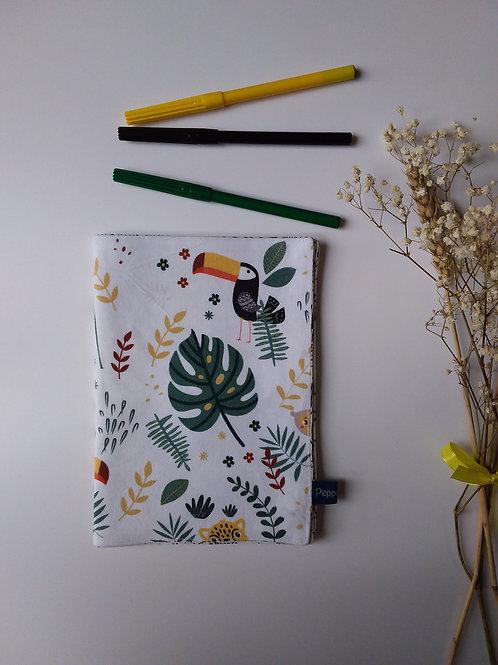 Cahier de coloriage lavable #7