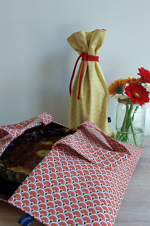 "Box ""La Conviviale"" #rouge"