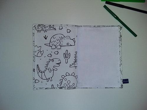 Cahier de dessin/coloriage lavable #3