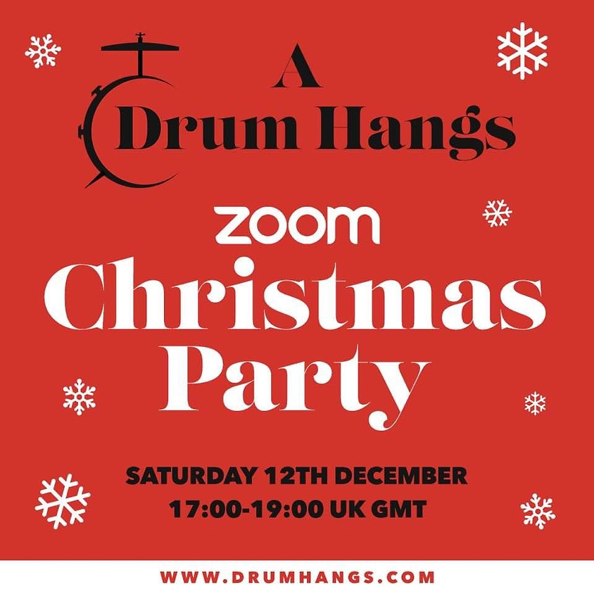 A Drum Hangs Christmas Party