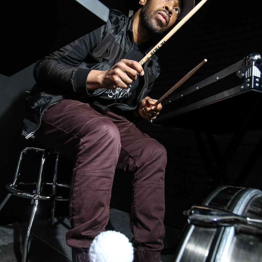 A Zoom Hang with Neal Wilkinson featuring Eric Harland