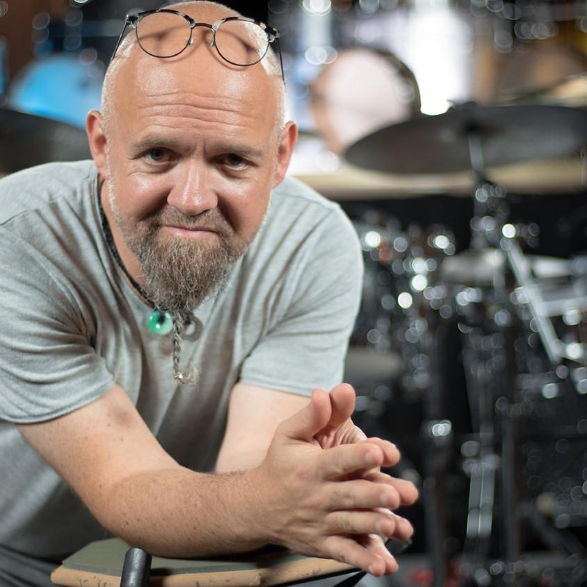 A Drum Hangs Zoom Workshop with Claus Hessler