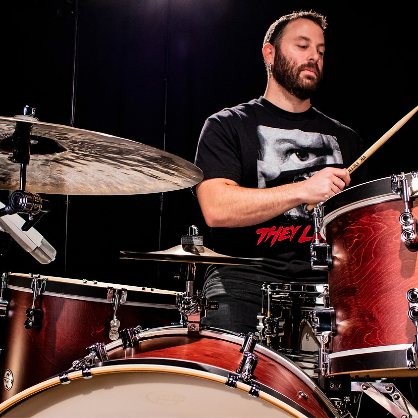 A Drum Hangs Workshop with Dave Elitch