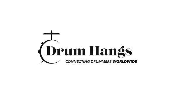 Drum Hangs Logo (Black_White_BG).jpg