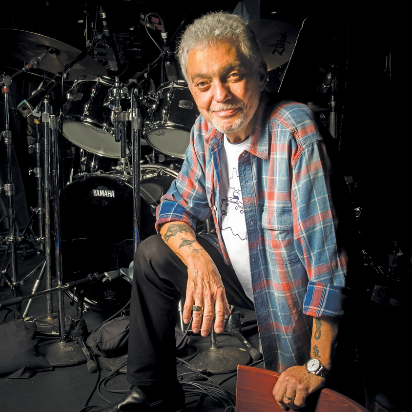 A Zoom Hang with Neal Wilkinson featuring Steve Gadd