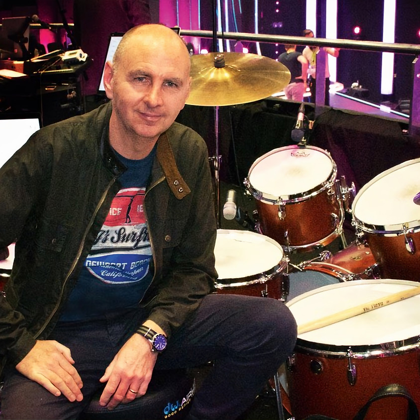 A Zoom Workshop with Neal Wilkinson - Drum Spectacular Analysis