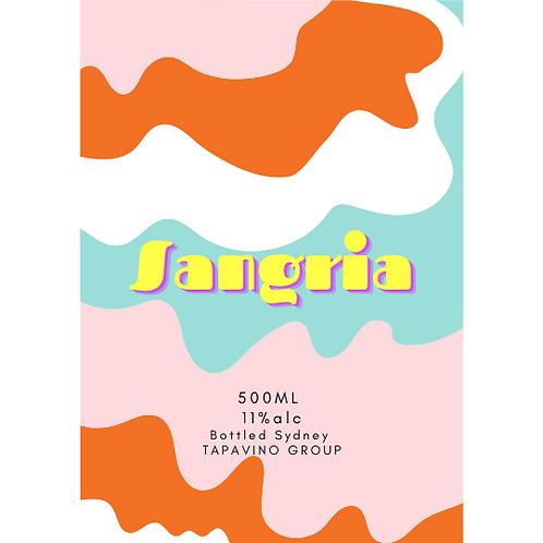 Sangria, 500ml Grolsch btl