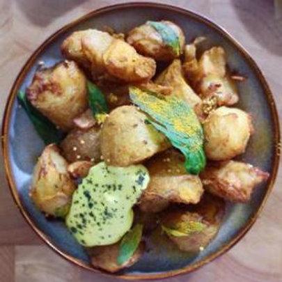 Fried Potatoes ' Patatas'