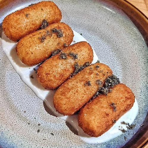 Mushroom Croquetas (4)
