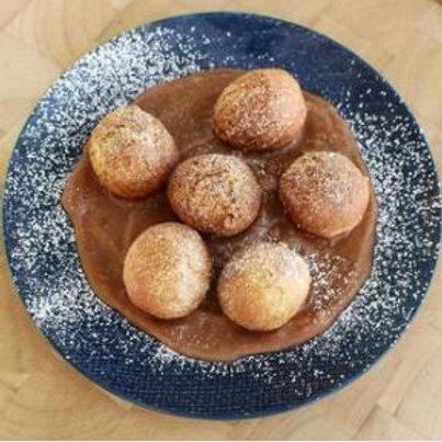 Bunuelo's; Spanish Doughnuts (3)