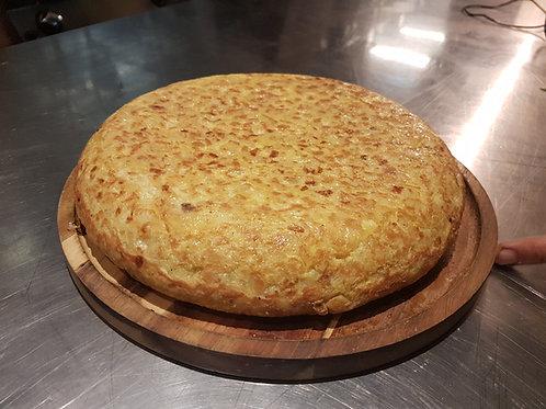 Tortilla Espanola de Patatas