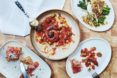 Born's Spanish Banquet