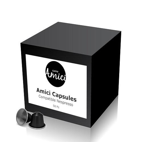 Amici Nespresso Capsules - Box of 50